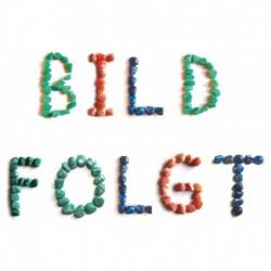 Strang Spindel Achat (Schlange) multicolour (gefärbt) matt 40x14 mm