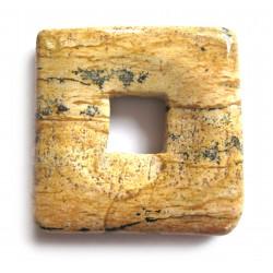Donut Quadrat Marmor Landschafts- 30 mm
