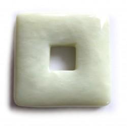 Donut Quadrat Serpentin 30 mm
