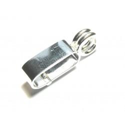 Scharnier Clip 30 mm 925er Silber