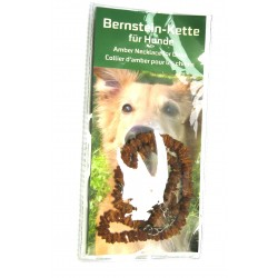 Start-Set Hundeketten Bernstein VE 3 Stück