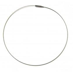 Stahlreif stahl 2 mm 42 cm eine dicke Kordel