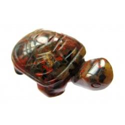 Tier-Gravur Schildkröte 40-45 mm VE 15 Stück