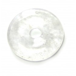 Donut Bergkristall 40 mm