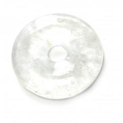 Donut Bergkristall 50 mm