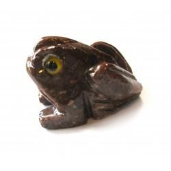 Frosch Speckstein 5 cm