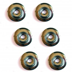 Donut Hämatit 15 mm VE 6 Stück