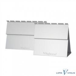 VitaJuwel 5-fach Halter für Wasserstäbe Alu