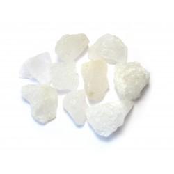 Bergkristall Chips milchig VE 1 Kg