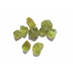 Apatit grün Kristall 1 cm VE 10 g