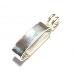 Scharnier Clip 40 mm 925er Silber