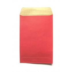 Schmucktüte 7,5x11 cm rot VE 200 Stück