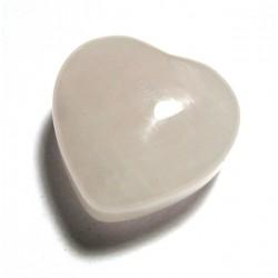 Herz Rosenquarz 20 mm