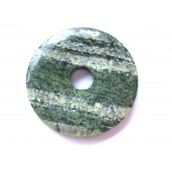 Donut Serpentin Silberauge 60 mm