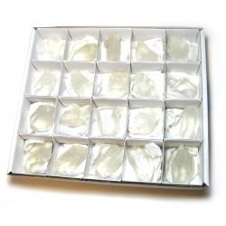 Bergkristall Spitzen 5 cm VE 20 Stück