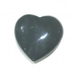 Herz Heliotrop 45 mm bauchig