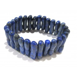 Armband Welle Lapis Lazuli 25 mm