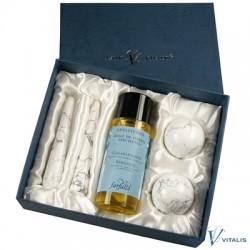 Massage-Set Edelstein Balance® Gelassenheit / Magnesit