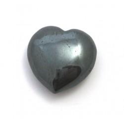 Herz Hämatit 30 mm