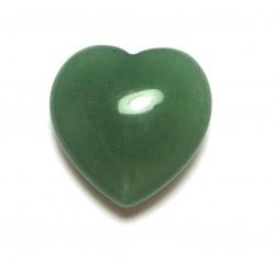 Herz Aventurinquarz grün 20 mm