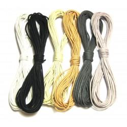Baumwoll Bänder Mischung Inspiration 1,5 mm VE 30 m