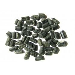 Turmalin schwarz Kristalle 1-2 cm VE 100 g