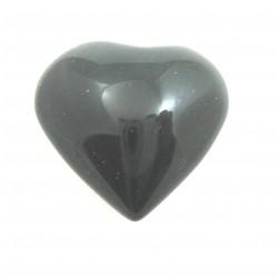 Herz Obsidian Regenbogen 25 mm