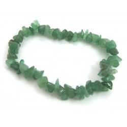 Splitter-Armband Aventurinquarz grün