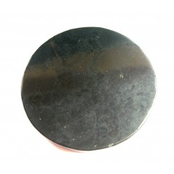 Scheibe Schungit 9 cm