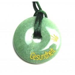 Wunscherfüllungs-Donut Gesundheit Aventurin 40 mm