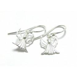Ohrhänger Engel 925er Silber