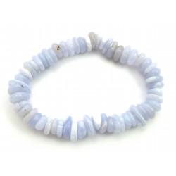 Scheiben-Armband Chalcedon