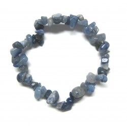 Splitter-Armband Blauquarz