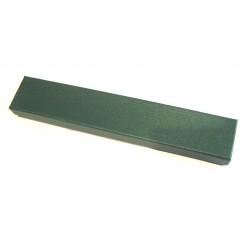Schmuckschachtel 24 x 5,5cm grün VE 24 Stück