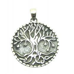 Anhänger Lebensbaum 925er Silber