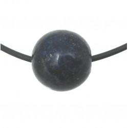 Kugel Lapis A gebohrt 12 mm