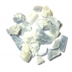 Calcit blau Chips VE 1 Kg