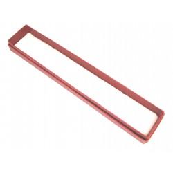 Schmuckschachtel 24 x 5,5cm rot VE 12 Stück