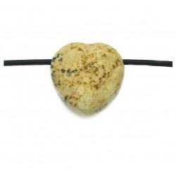 Herz gebohrt Marmor Landschafts- 18 mm