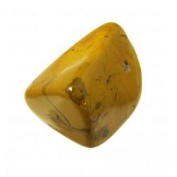 Trommelstein Jaspis gelb 100 g