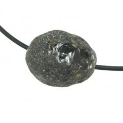 Granat Rohstein gebohrt 1,5-2 cm