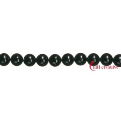 Strang Kugel Onyx (gefärbt) 8 mm