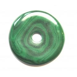 Donut Malachit (stabilisiert) 40 cm