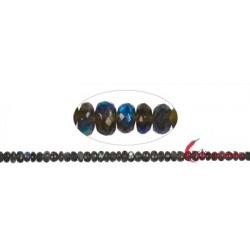Strang Button Labradorit 3 x 5-7 mm (35cm)