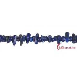 Strang Splitter Lapislazuli A 2-5 x 5-10 mm