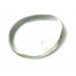 Scheibenstein Bergkristall AA 1 Stück