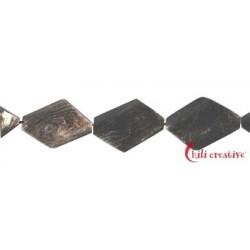 Strang Octagon Muskovit-Glimmer (stab.) 35 x 25 mm