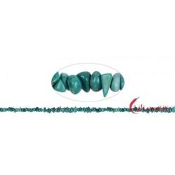 Strang Splitter Türkis (stab.)   1-3 x 4 mm