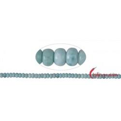 Strang Button Larimar 2-4 x 5 mm