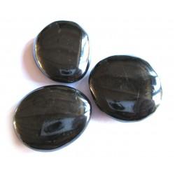 Scheibenstein Hypersthen (Ferro-Enstatit) 1 Stück